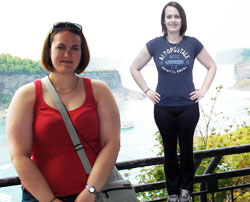 Melissa Before After Ideal Protein