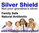 Silver Shield Acqua Sol Natural Antibiotic