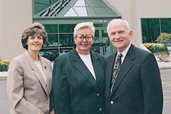 Gene, Kristine and Pauline Hughes - Nature's Sunshine Products Company