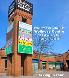 Healthy You Naturally Grand Opening